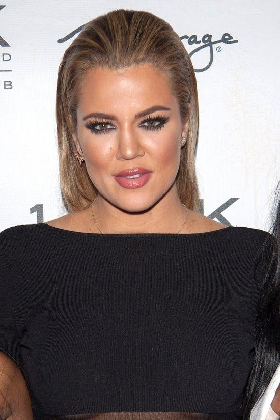 Tak wygląda przesada w wykonaniu Khloe Kardashian
