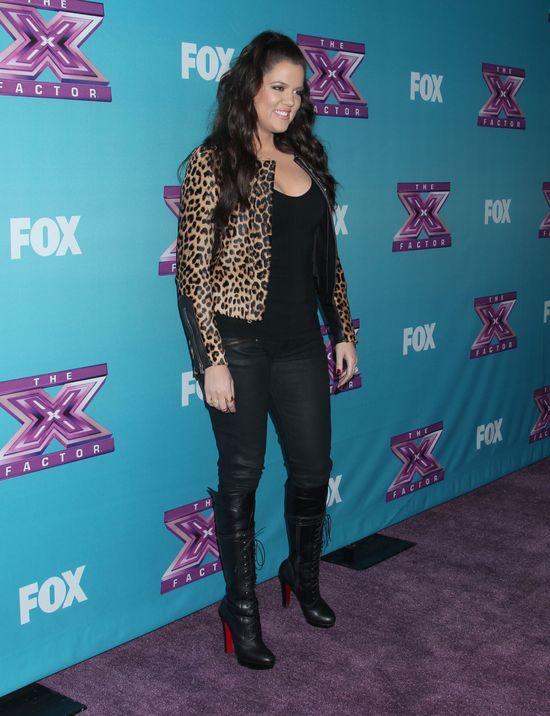 Khloe Kardashian wspomina, jak nauczycielka żartowała z jej sylwetki