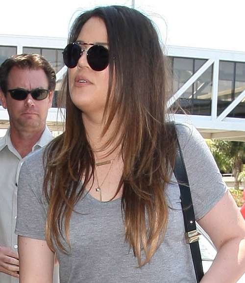 Czy Khloe Kardashian schudła? (FOTO)