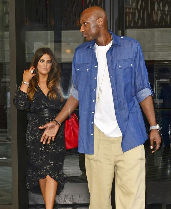 Khloe Kardashian zaatakowa�a kochank� m�a