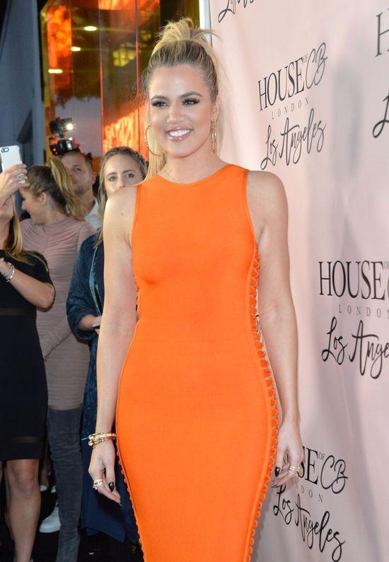 Stylista odmówił ubierania Khloe Kardashian. Była ZA GRUBA! (FOTO)