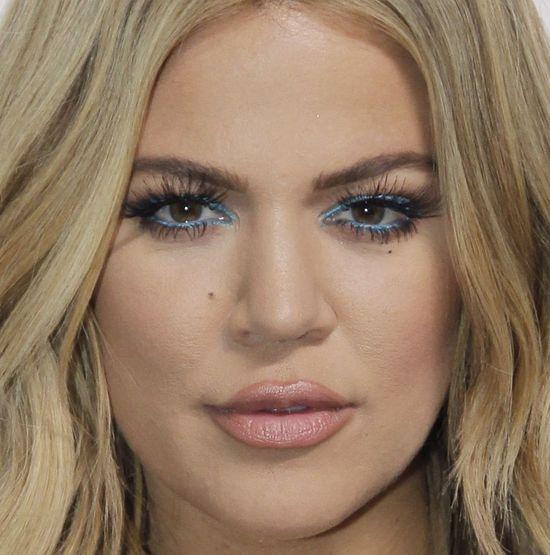 Khloe Kardashian przyznaje - wypełniacze zniszczyły jej twarz!
