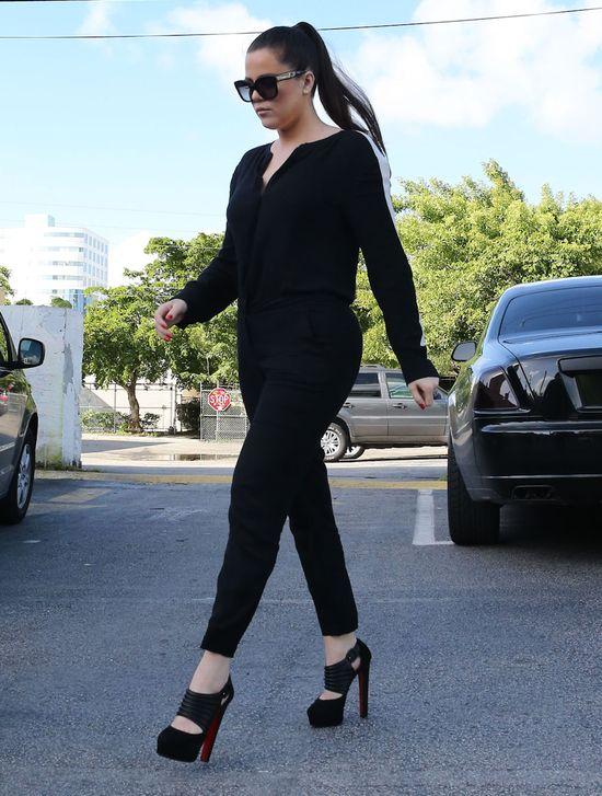 Khloe Kardashian przeszła liposukcję?
