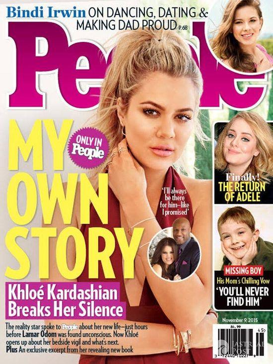 Khloe Kardashian otworzyła się w wywiadzie po wypadku męża