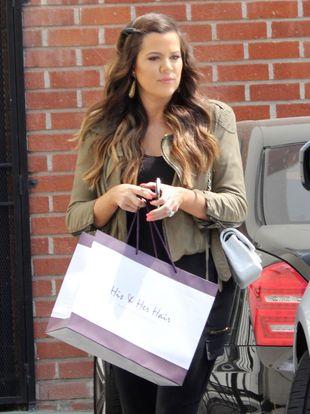 Khloe Kardashian ma nowy plan na poczęcie dziecka