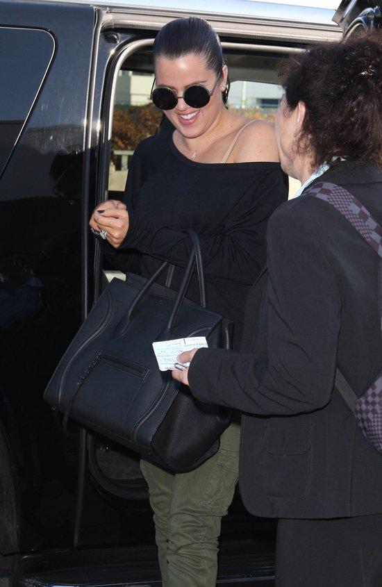 Khloe Kardashian świętowała 3. rocznicę ślubu (FOTO)