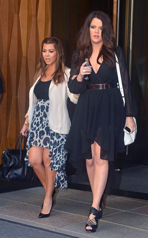 Siostry Kardashian przenoszą się do Miami (FOTO)