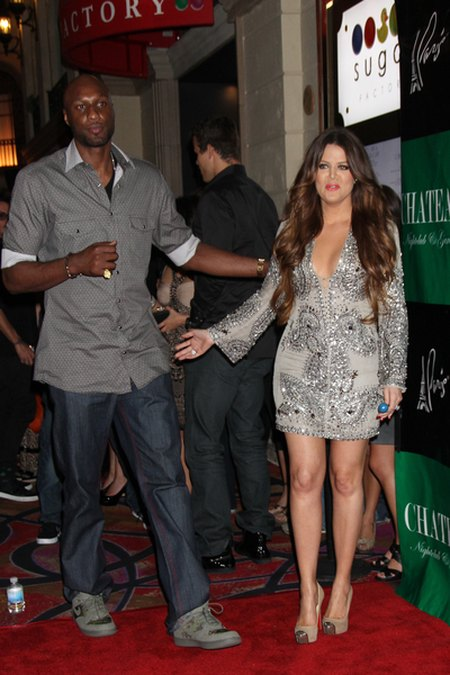 Khloe Kardashian zacz�a terapi� - chce mie� dziecko