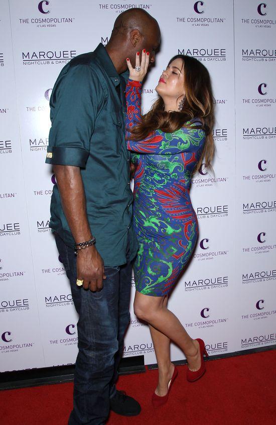 To dowód na to, że Khloe Kardashian i Lamar Odom wrócili do