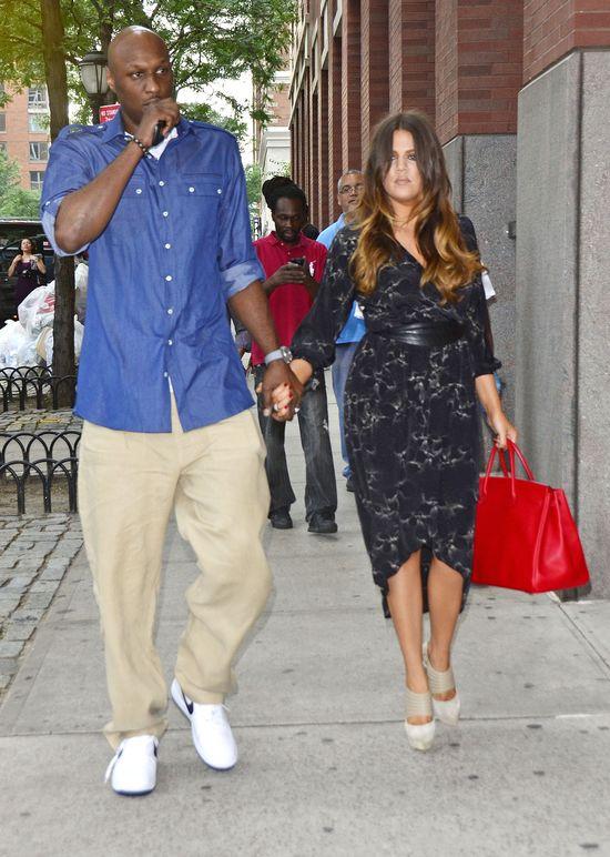Khloe Kardashian powiedziała PRAWDĘ o rozwodzie z Lamerem