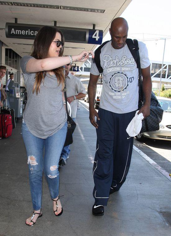 Khloe Kardashian w ko�cu si� rozwodzi i ma nowego ch�opaka!