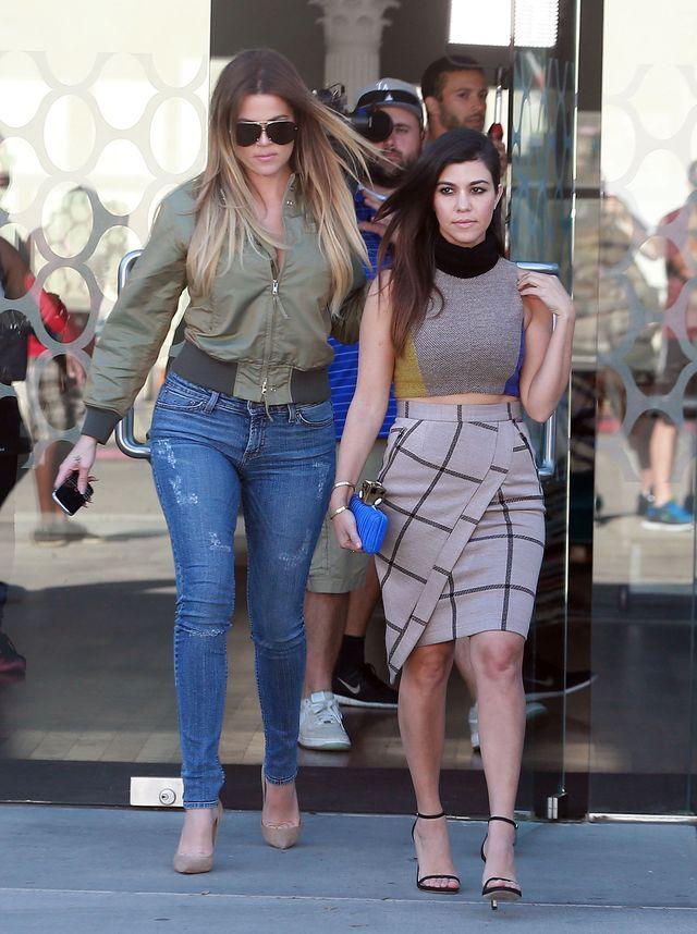 Khloe Kardashian jest bardzo dumna z tej cz�ci cia�a (FOTO)
