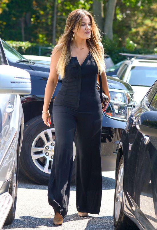 Khloe Kardashian zdecydowanie nie powinna się tak ubierać