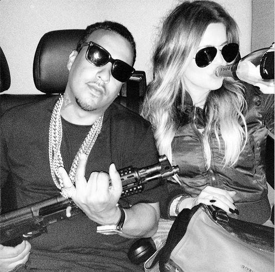 Khloe Kardashian zamieszka z French Montaną