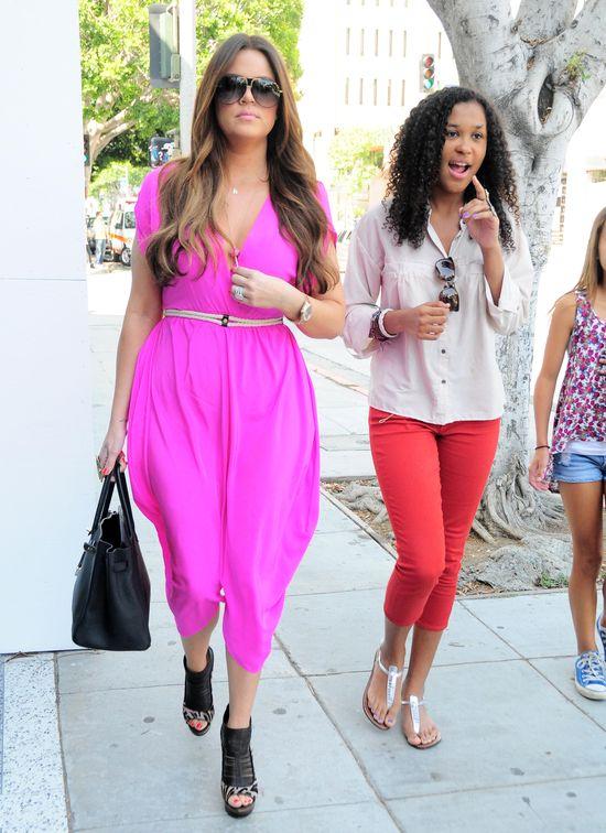 Odom: Nie pozwolę, żeby moja córka była jak Kendall Jenner!