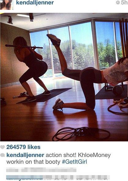 Khloe Kardashian znalazła sposób na problemy małżeńskie?