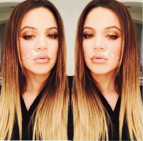 Khloe Kardashian znowu eksperymentuje ze swoim wyglądem FOTO