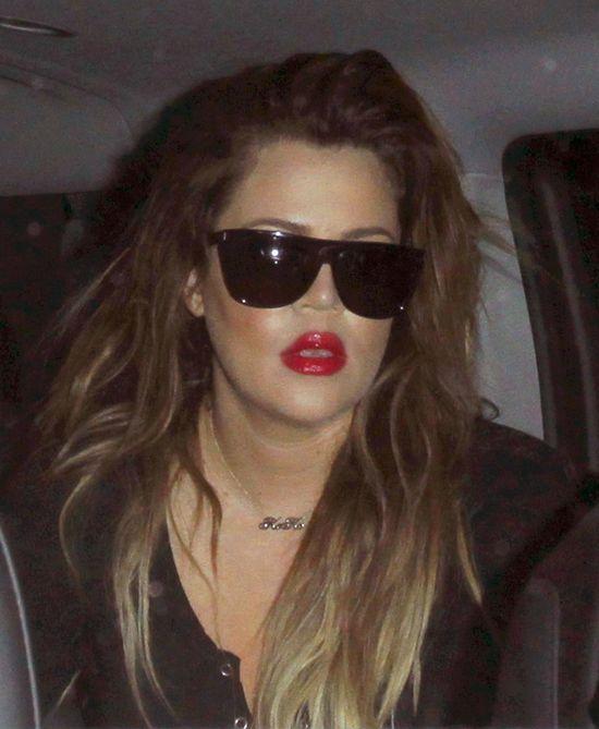Jak wygląda Khloe Kardashian zaraz po przebudzeniu? (FOTO)