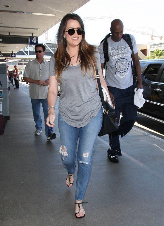 Khloe Kardashian i Lamar Odom nada SĄ MAŁŻEŃSTWEM