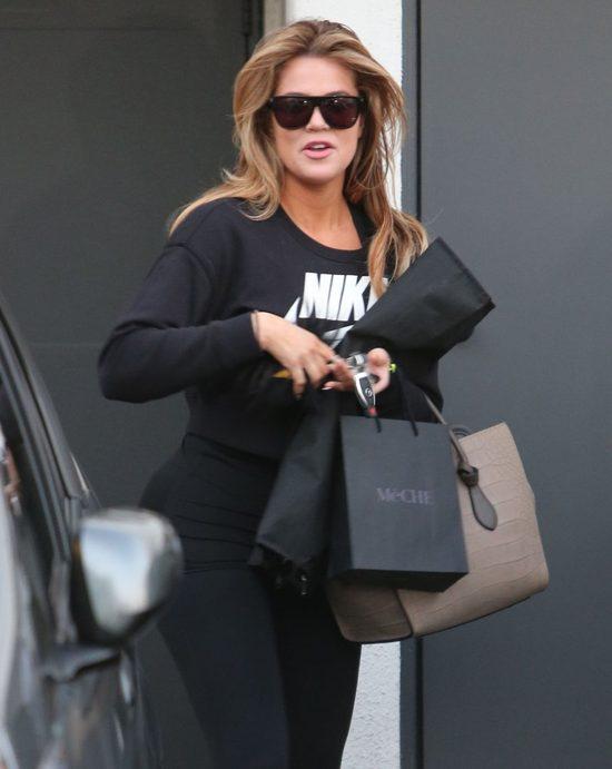Khloe Kardashian jest blondynką (FOTO)