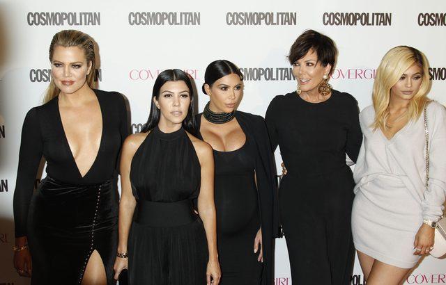 Khloe o Kim w Cosmo: Jest łagodna i cicha