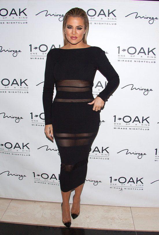Khloe Kardashian pije za dużo wody?