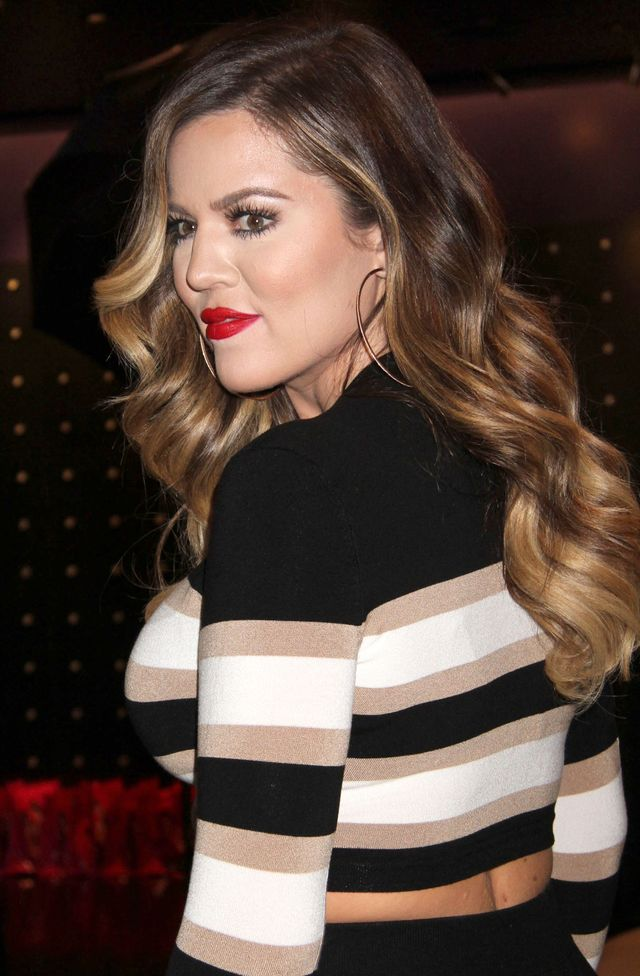 Khloe Kardashian kr�ci pup� z raperem Game [VIDEO]