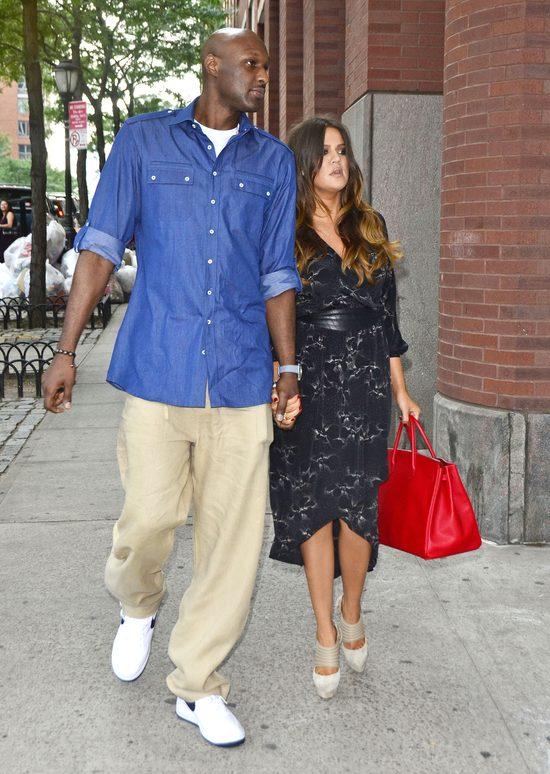 Khloe i Lamar zrezygnowali z rozwodu?