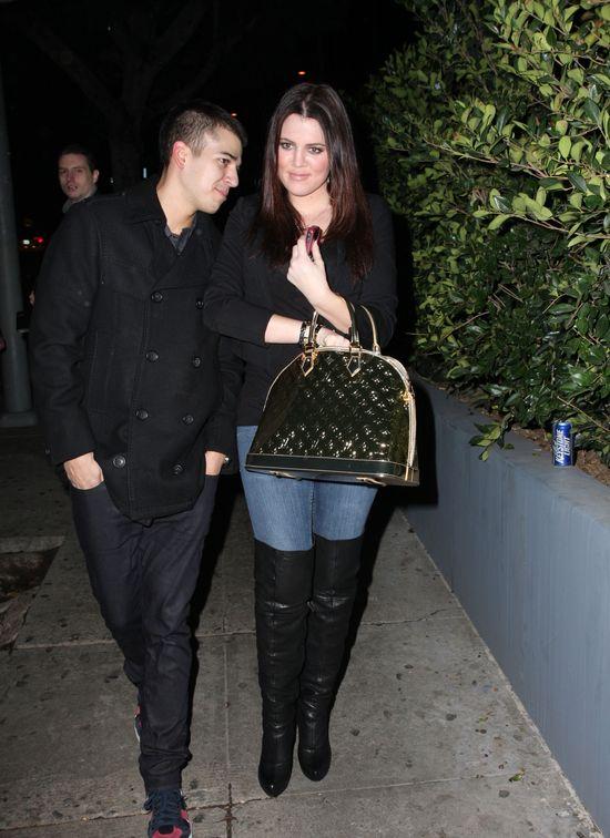 To foto na Instagramie Khloe Kardashian chwyta za serce