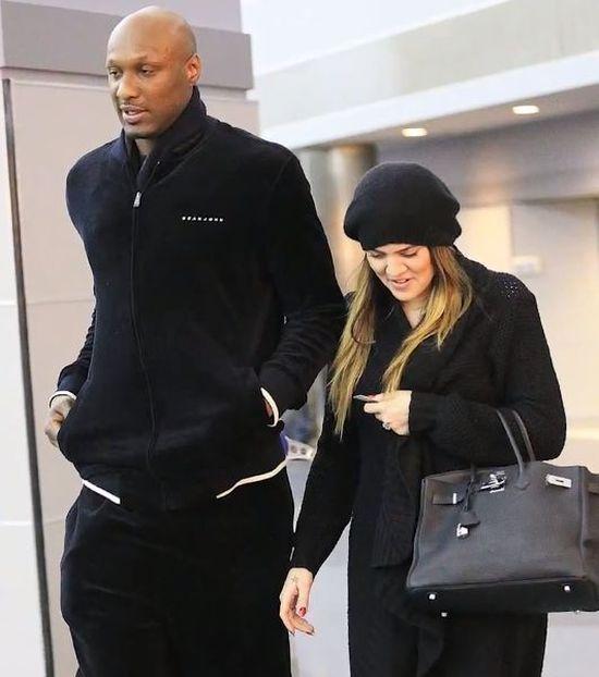 Khloe Kardashian i Lamar Odom ratują związek