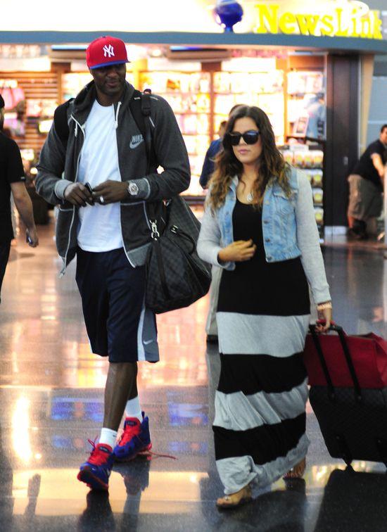 Khloe i Lamar znowu razem?