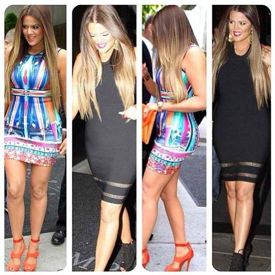 Khloe Kardashian w sportowym wydaniu (FOTO)