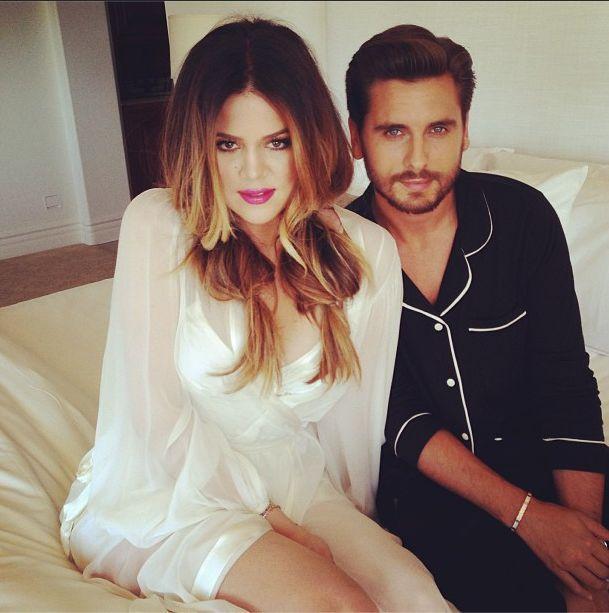 Scott Disick pociesza Khloe Kardashian? (FOTO)