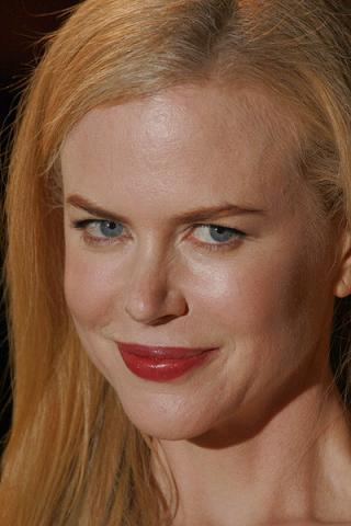 Brzuszek Nicole Kidman