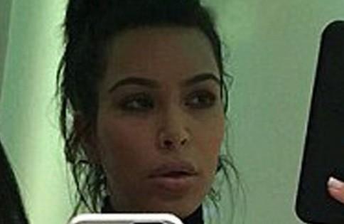 Fani do Kim: Co znowu zrobi�a� ze swoj� twarz�?!
