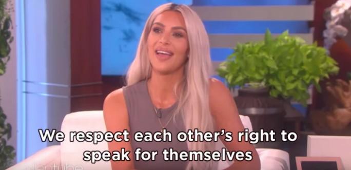 Kim Kardashian PIERWSZY RAZ o ciąży Khloe i Kylie