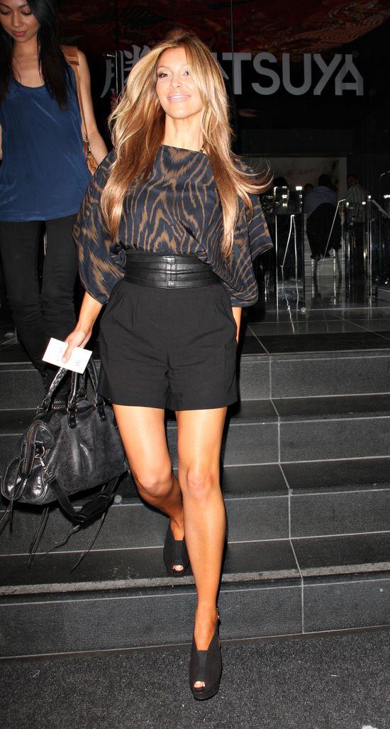 Kim Kardashian jest blondynk�! (FOTO)