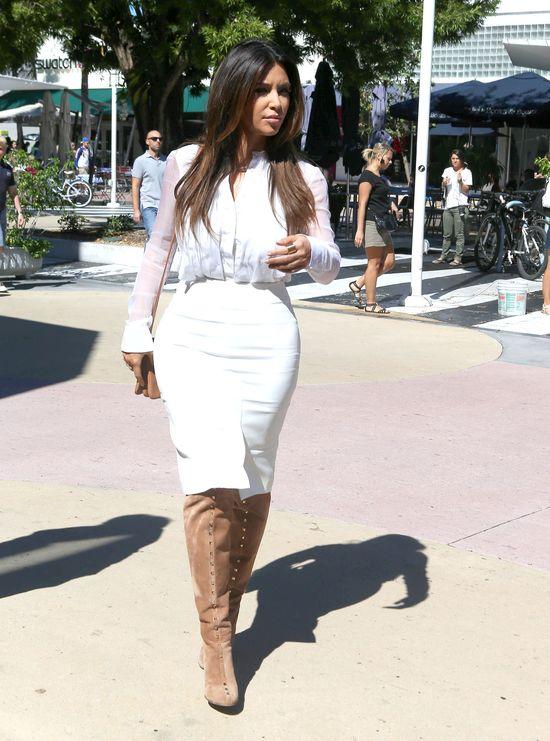 Kim Kardashian ma nowy pomys� na schudni�cie