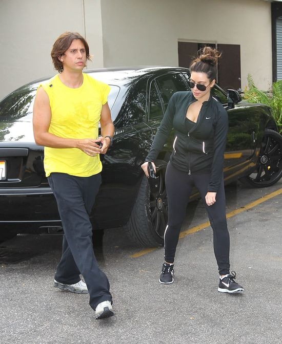 Kris Jenner chce być jak jej córka, Kim Kardashian? (FOTO)