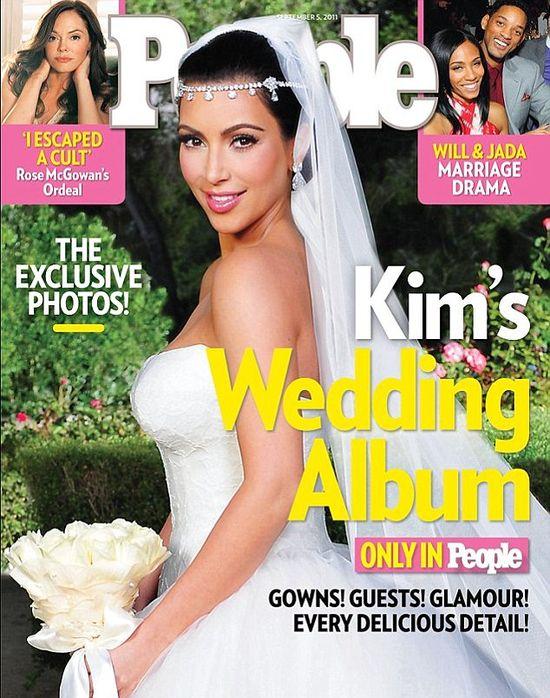 Jak b�dzie wygl�da�o menu na weselu Kim Kardashian?