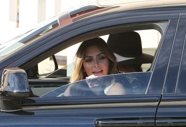 Kim Kardashian zostawia duże napiwki