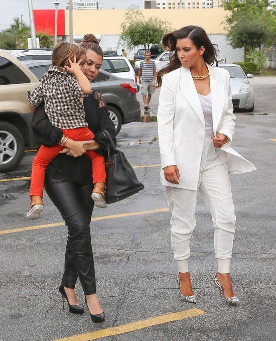 Syn Kourtney Kardashian jest zazdrosny o Nori West