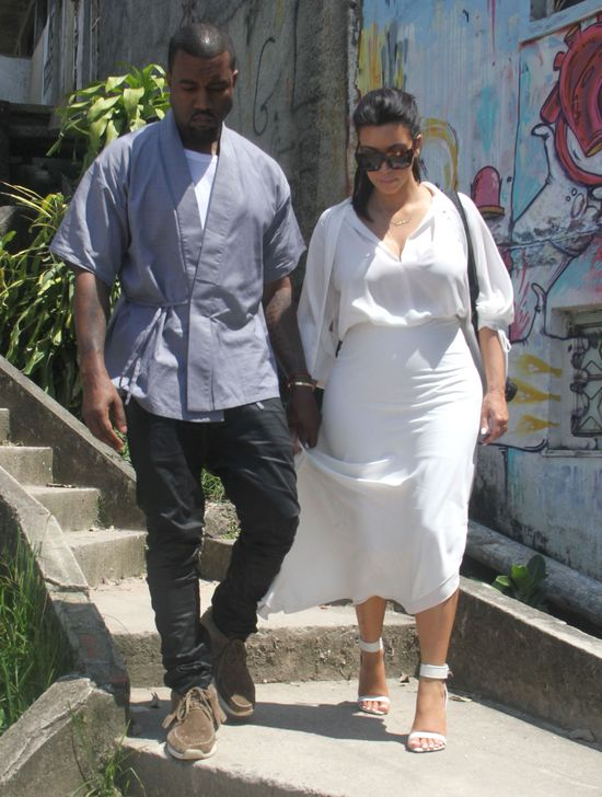 Kanye West i Kim Kardashian kontra Jay Z i Beyonce