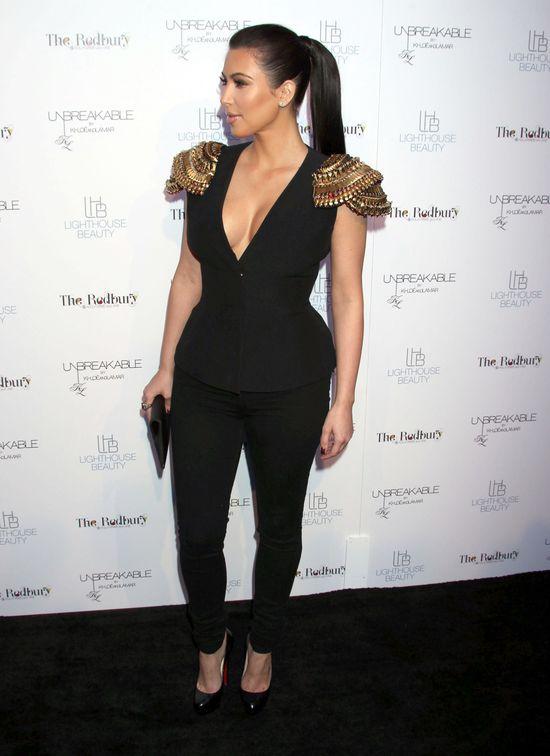 Kim Kardashian od kolejnego dziecka woli dawną figurę