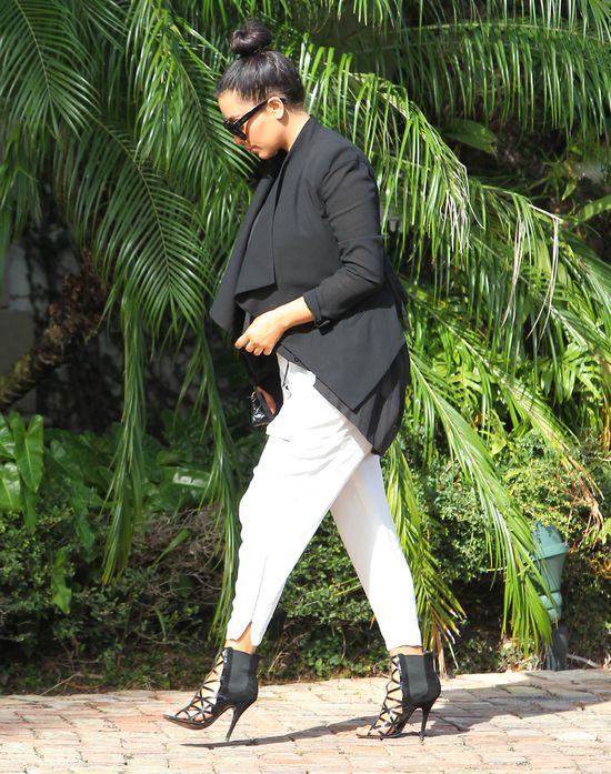 Kim Kardashian odwołała wizytę na czerwonym dywanie