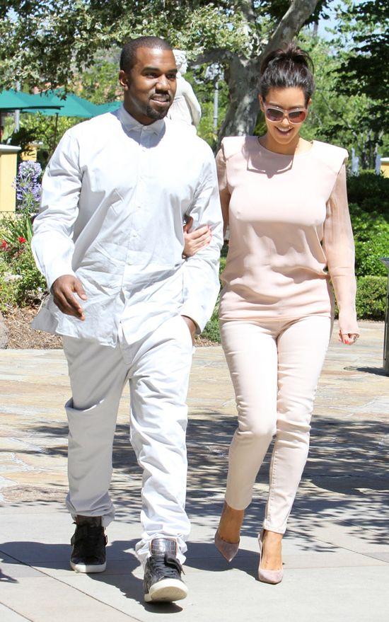 Kim Kardashian zrezygnowała ze sprzedaży zdjęcia Nori