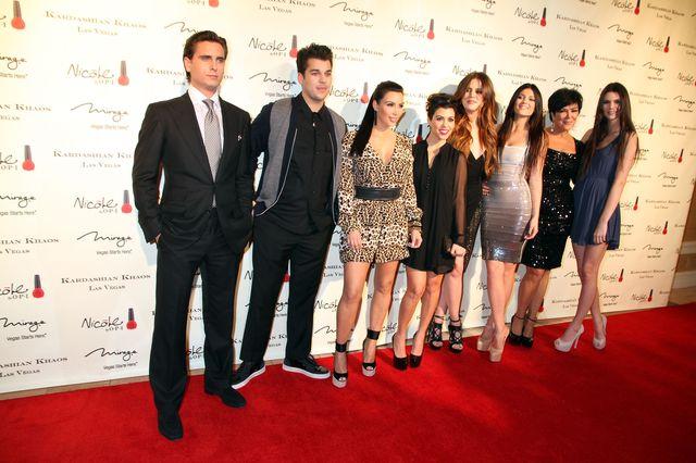 Kim Kardashian odcina si� od rodziny?