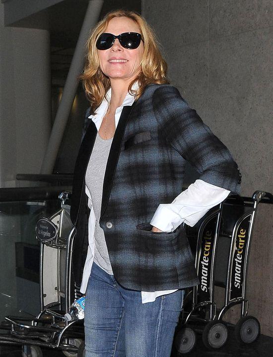 Kim Catrall - jak wygląda naturalnie starzejąca się 57-latka