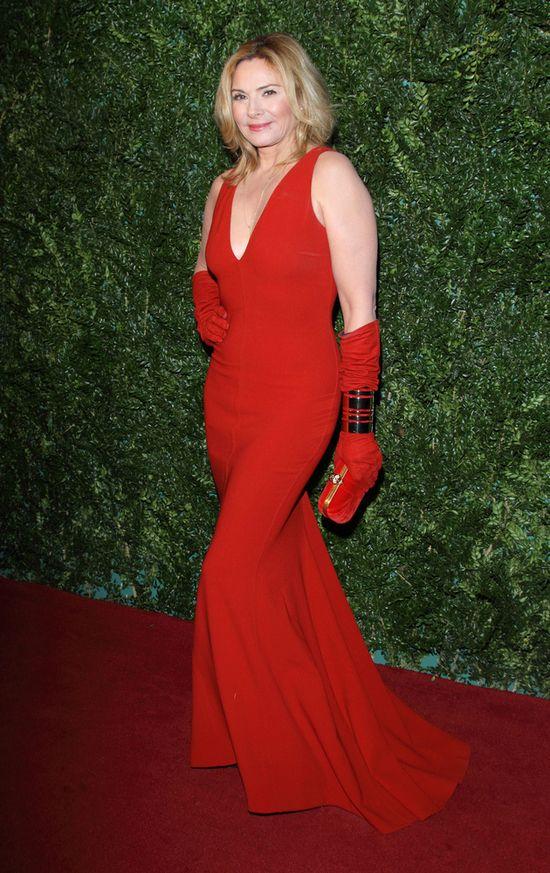 Samantha Jones, 58 lat, nigdy nie stosowała botoksu (FOTO)