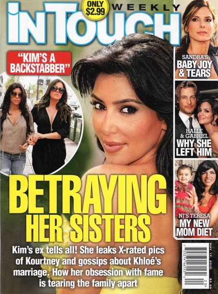 Wszyscy faceci Kim Kardashian - ilu ich było? (FOTO)